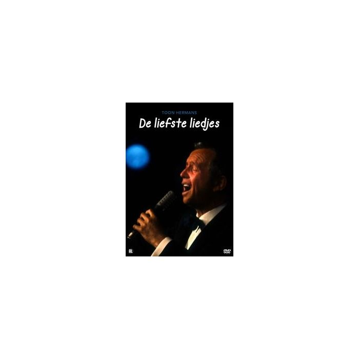Toon Hermans De Liefste Liedjes Dvd