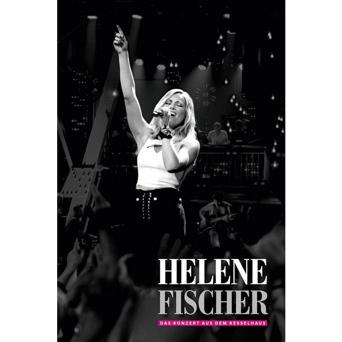 Helene Fischer - Das Konzert Aus Dem Kesselhaus - DVD | CD
