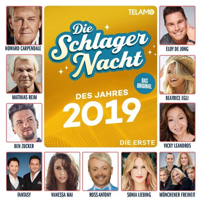 Schlagernacht Berlin 2019
