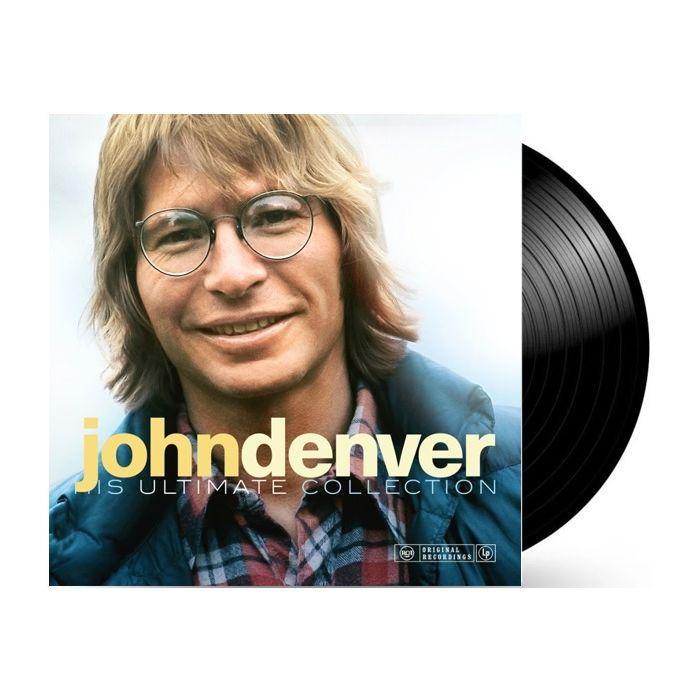 John Denver The Ultimate Collection: John Denver - His Ultimate Collection - LP