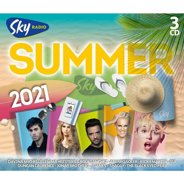 Sky Radio - Summer Hits 2021 - 320 Kbps