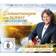 Michael Heck - Erinnerungen an Ronny - CD+DVD