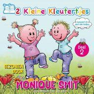 2 Kleine Kleutertjes - Deel 2 - CD+BOEK
