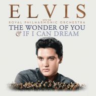 Elvis Presley With The Royal Philharmonic Orchestra - The Wonder Of You & If I Can Dream - 2CD