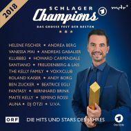 Schlager Champions - 2018 - 2CD