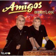 Amigos - Babylon - CD