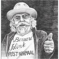 Bennie Jolink - Post Normaal - CD+BOEK