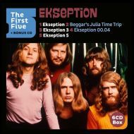Ekseption - The First Five - Limited Edition - 6CD