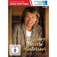 Hansi Hinterseer - 25 Jahre - Ich Halt Zu Euch - DVD