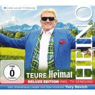 Heino - Teure Heimat - Deluxe Edition - CD+DVD