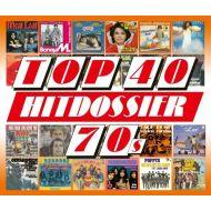 Top 40 Hitdossier 70's - 5CD