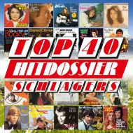 Top 40 Hitdossier - Schlager Hits - 5CD