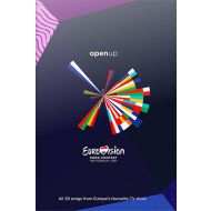 Eurovision Song Contest - Rotterdam 2021 - Open Up - 3DVD