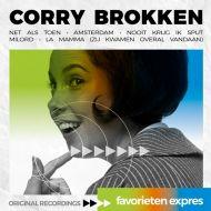 Corry Brokken - Favorieten Expres - CD