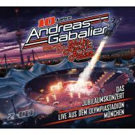 Andreas Gabalier - Best of Volks-Rock'n'Roller - 10 Jahre - Das Jubilaumskonzert - 2CD