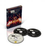 Volbeat - Let's Boogie - Live From Telia Parken - 2CD+Bluray