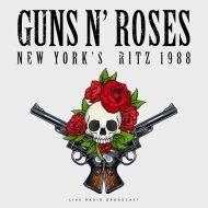 Guns N Roses - New York's Ritz 1988 - CD
