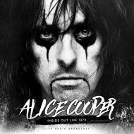 Alice Cooper - Inside Out Live 1979 - CD