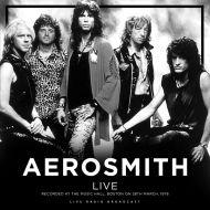 Aerosmith - Best Of Live At The Music Hall Boston 1978 - CD
