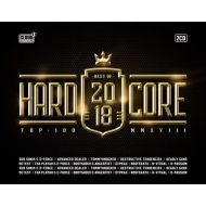 Hardcore Top 100 - Best Of 2018 - 2CD