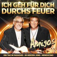 Amigos - Jahrtausendhits - Ich Geh Fur Dich Durchs Feuer - CD