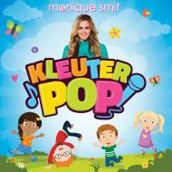 Monique Smit - Kleuter Pop - CD