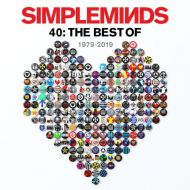 Simple Minds - 40: The Best Of - 3CD