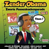 Zender Obama - Zwarte Pannenkoekenparade - Deel 2 - CD