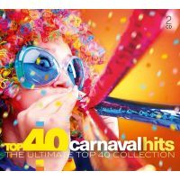 Carnavalhits - Top 40 - 2CD