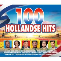 100 Hollandse Hits 2020 - 4CD