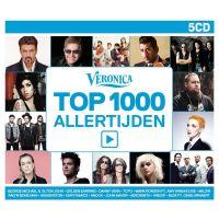 Radio Veronica - Top 1000 Allertijden 2020 - 5CD
