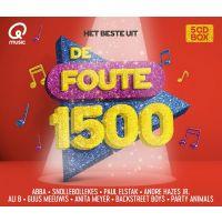 QMusic - Het Beste Uit De Foute 1500 - 5CD