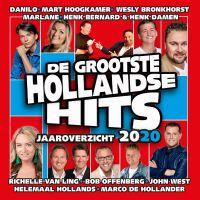 De Grootste Hollandse Hits Jaaroverzicht 2020 - CD