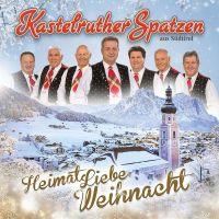 Kastelruther Spatzen - Heimatliebe Weihnacht - CD