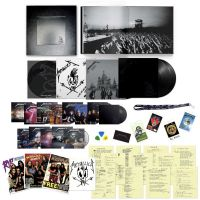 Metallica - Metallica - Black Album - 30th Anniversary Edition - Limited Super Deluxe Box