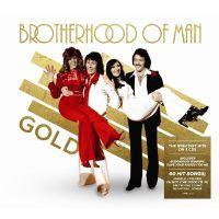 Brotherhood Of Man - GOLD - 3CD