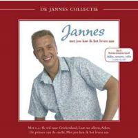Jannes - Met Jou Kan Ik Het Leven Aan - CD