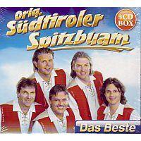 Orig. Sudtiroler Spitzbuam - Das Beste - 3CD