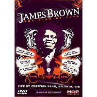 James Brown - The king of soul - DVD