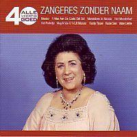 Alle veertig goed - Zangeres Zonder Naam - 2CD