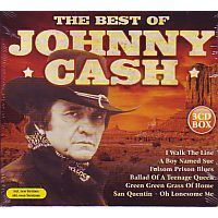 Johnny Cash - The Best Of - 3CD