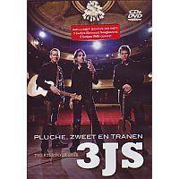 3JS - Pluche, Zweet En Tranen - DVD+CD