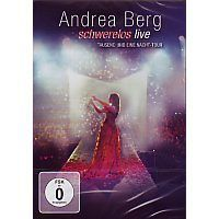 Andrea Berg - Schwerelos Live - DVD