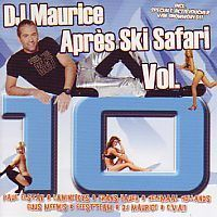 DJ Maurice - Apres Ski Safari Vol. 10 - CD