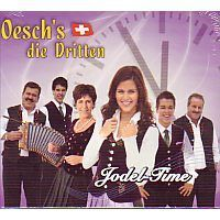 Oesch's die Dritten - Jodel Time - CD