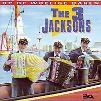 The 3 Jacksons - Op de woelige baren - CD