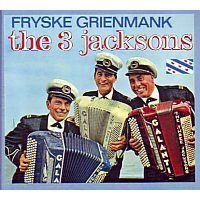 The 3 Jacksons - Fryske Grienmank - CD