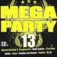 Mega Party - Vol.13 - CD
