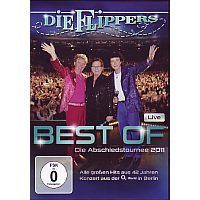 Die Flippers - Best Of Live - Die Abschiedstournee  2011 - DVD