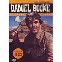 Daniel Boone - 12 avonturen - 4DVD